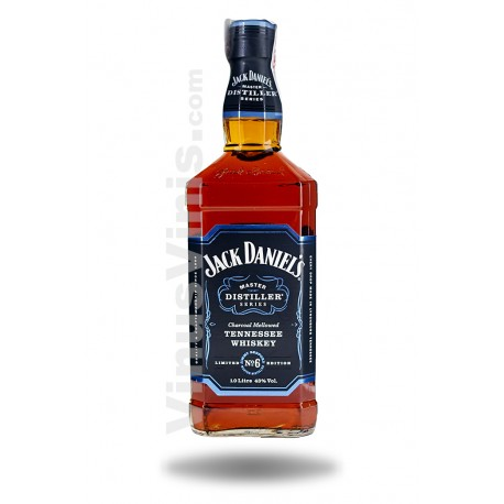 Whiskey Jack Daniel's Master Distiller Series No 6 Limited Edition (1L) - without box