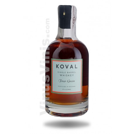 Whiskey Koval Four Grain