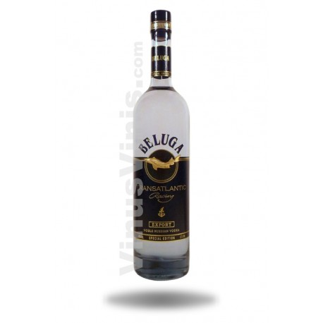 Vodka Beluga Transatlantic Racing Special Edition (1L)