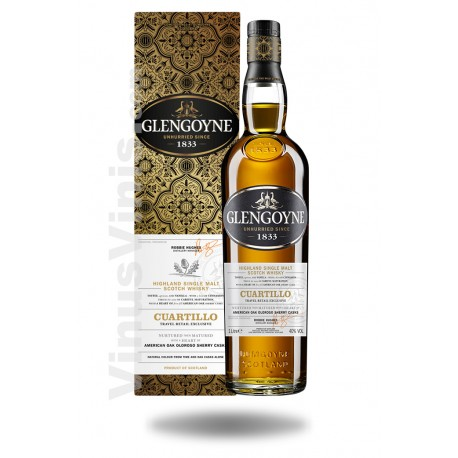 Whisky Glengoyne Cuartillo (1L)