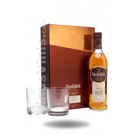 Whisky Glenfiddich Malt Master's Edition (pack cadeau)