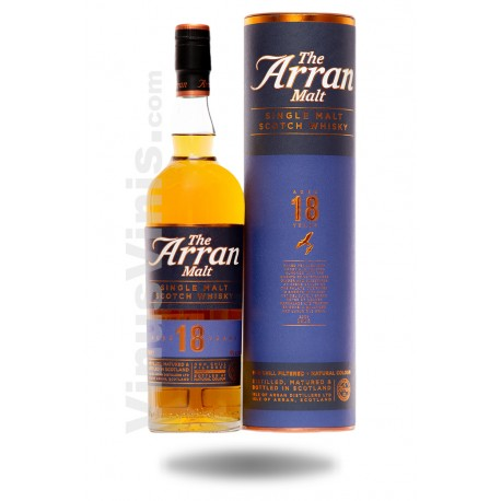 Whisky The Arran Malt 18 ans