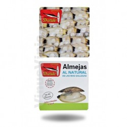 Dardo Clams 38/40 Pieces Ro-280