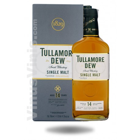 Whiskey Tullamore Dew 14 ans