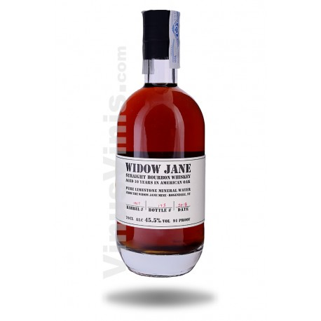 Whiskey Widow Jane 10 ans