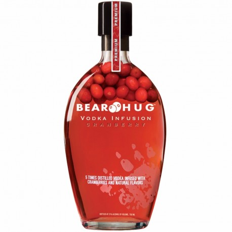 Bear Hug Rum Infusion Cranberry