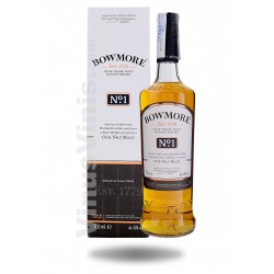 Whisky Bowmore No.1