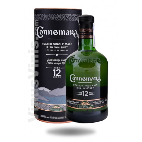 Whisky Connemara Peated 12 ans