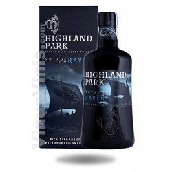 Whisky Highland Park Voyage of The Raven
