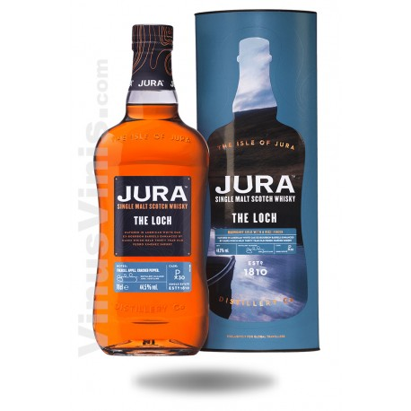 Whisky Isle of Jura The Loch