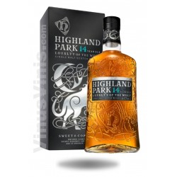 Whisky Highland Park 14 años Loyalty of the Wolf