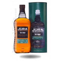 Whisky Isle of Jura The Road