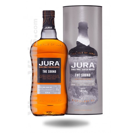 Whisky Isle of Jura The Sound (1L)