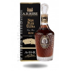 Rhum A.H. Riise Non Plus Ultra Very Rare