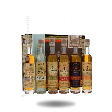 Rhum Plantation Experience Box