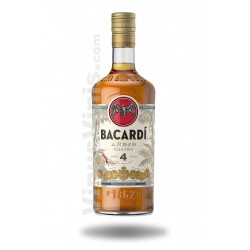 Rum Bacardi Añejo 4 Years Old (1L)