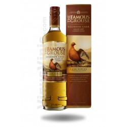 Whisky The Famous Grouse Bourbon Cask (1L)