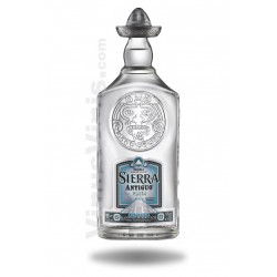 Tequila Sierra Antiguo Silver