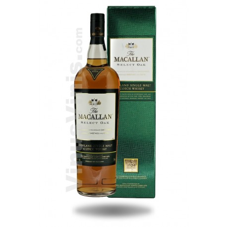 Whisky The Macallan Select Oak