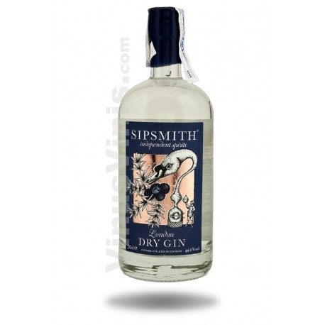 Gin Sipsmith Blue Label