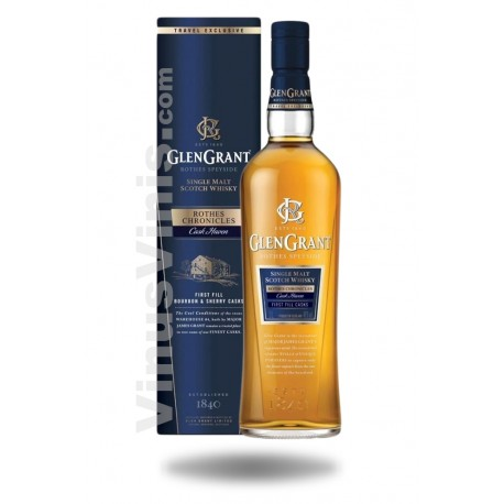 Whisky Glen Grant Cask Haven - Rothes Chronicles (1L)