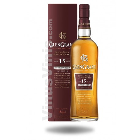 Whisky Glen Grant 15 Years Old (1L)