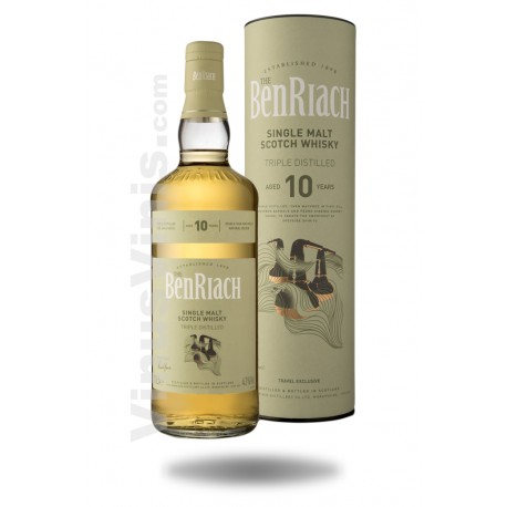 Whisky The Benriach 10 jahre Triple Distilled