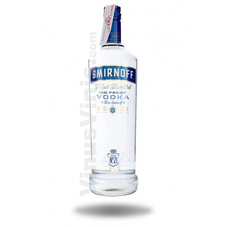 Vodka Smirnoff 100 Proof (1L)
