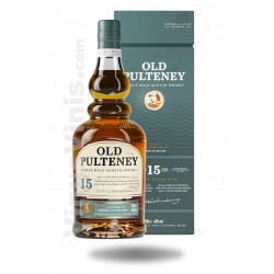 Whisky Old Pulteney 15 años