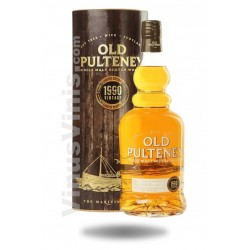 Whisky Old Pulteney 1990