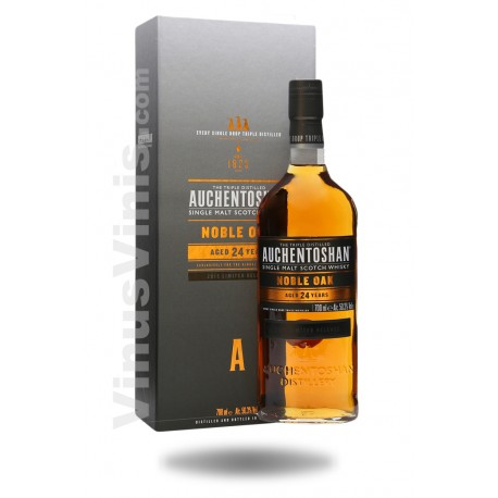 Whisky Auchentoshan Noble Oak 24 años