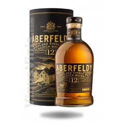 Whisky Aberfeldy 12 Years Old