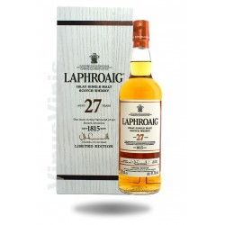 Whisky Laphroaig 27 Years Old