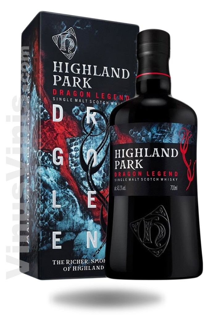 Acheter Whisky Highland Park Dragon Legends à Vinus Vinis