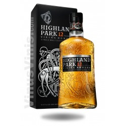 Whisky Highland Park 12 Years Old Viking Honour