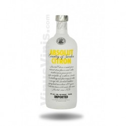 Vodka Absolut Citron (1L)