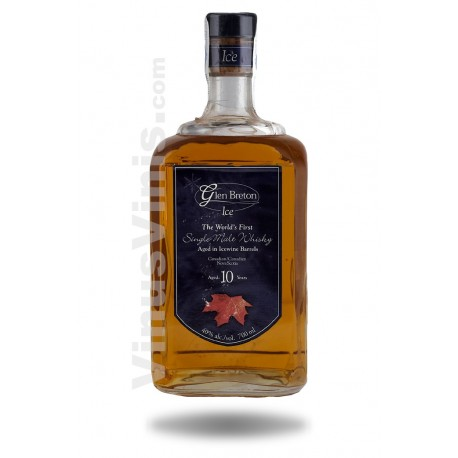 Whisky Glen Breton Ice 10 ans