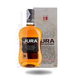 Whisky Isle of Jura 18 años