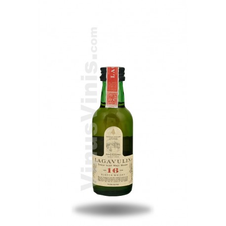 Whisky Lagavulin 16 anni (5cl)