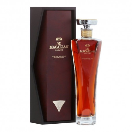 Whisky The Macallan Oscuro 1824 Collection