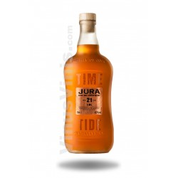 Whisky Isle of Jura 21 anni Time