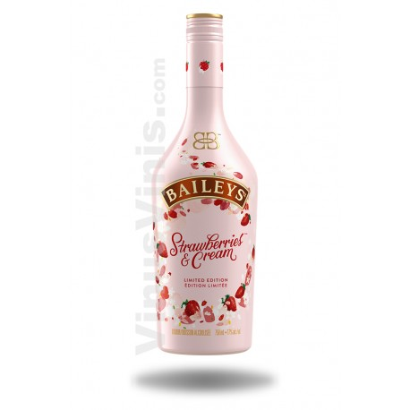 Baileys Strawberries & Cream Limited Edition