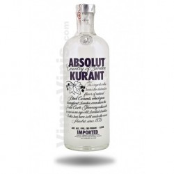 Wodka Absolut Kurant (1L)