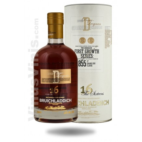 Whisky Bruichladdich Cuvée D - Leognac 16 Years Old
