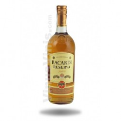 Rum Bacardi Reserva 5 Years Old